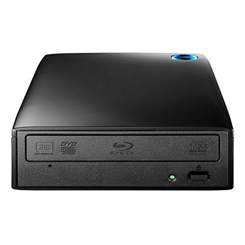 アイ・オー・データ USB3.0&MーDISC対応 アーカイブ用外付け型ブルーレイディスクドライブ BRD-UT16RPX 1台