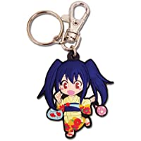 Bandai Fairy Tail Gashapon Mascot Swing Key Chain Figure ~3.8cm Natsu Dragneel
