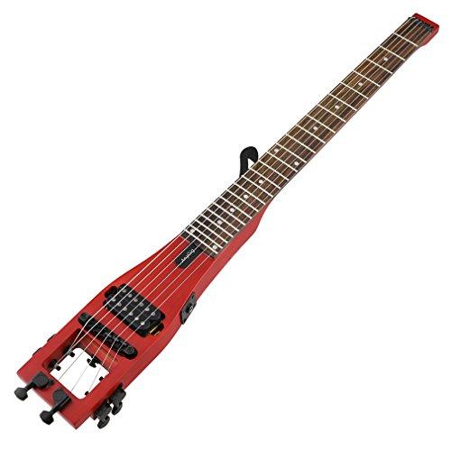 Anygig AGE 24フレット/648648mmエレキギター フルスケール チェリー バッグ付き