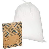 [Amazonブランド]SOLIMO ごみ袋 半透明 30L 100枚