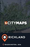 City Maps Richland Washington, USA