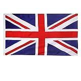 【ノーブランド品】イギリスユニオンジャック国旗 ポリエステル旗 イギリス国旗旗イングランド英語 150*90CM
