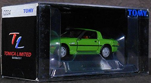 トミカリミテッド0004 サバンナRX-7