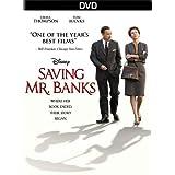 Saving Mr. Banks [DVD] [Import]