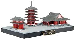 フジミ模型 建物シリーズ No.20 浅草寺