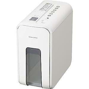 コクヨ シュレッダー RELISH KPS-X80W ホワイト