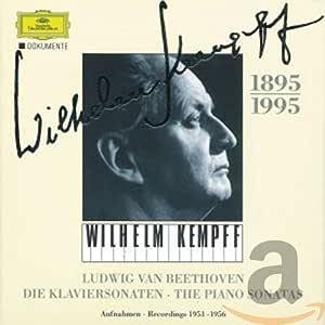 Beethoven: DIE KLAVIERSONATEN-THE PIANO SONATAS
