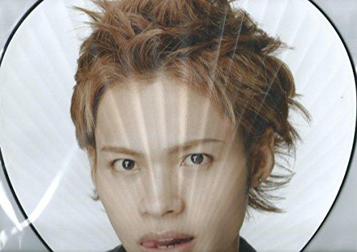 "KAT-TUN 10TH ANNIVERSARY LIVE TOUR ""10Ks!"" 会場限定 公式グッズ ジャンボうちわ 上田竜也"