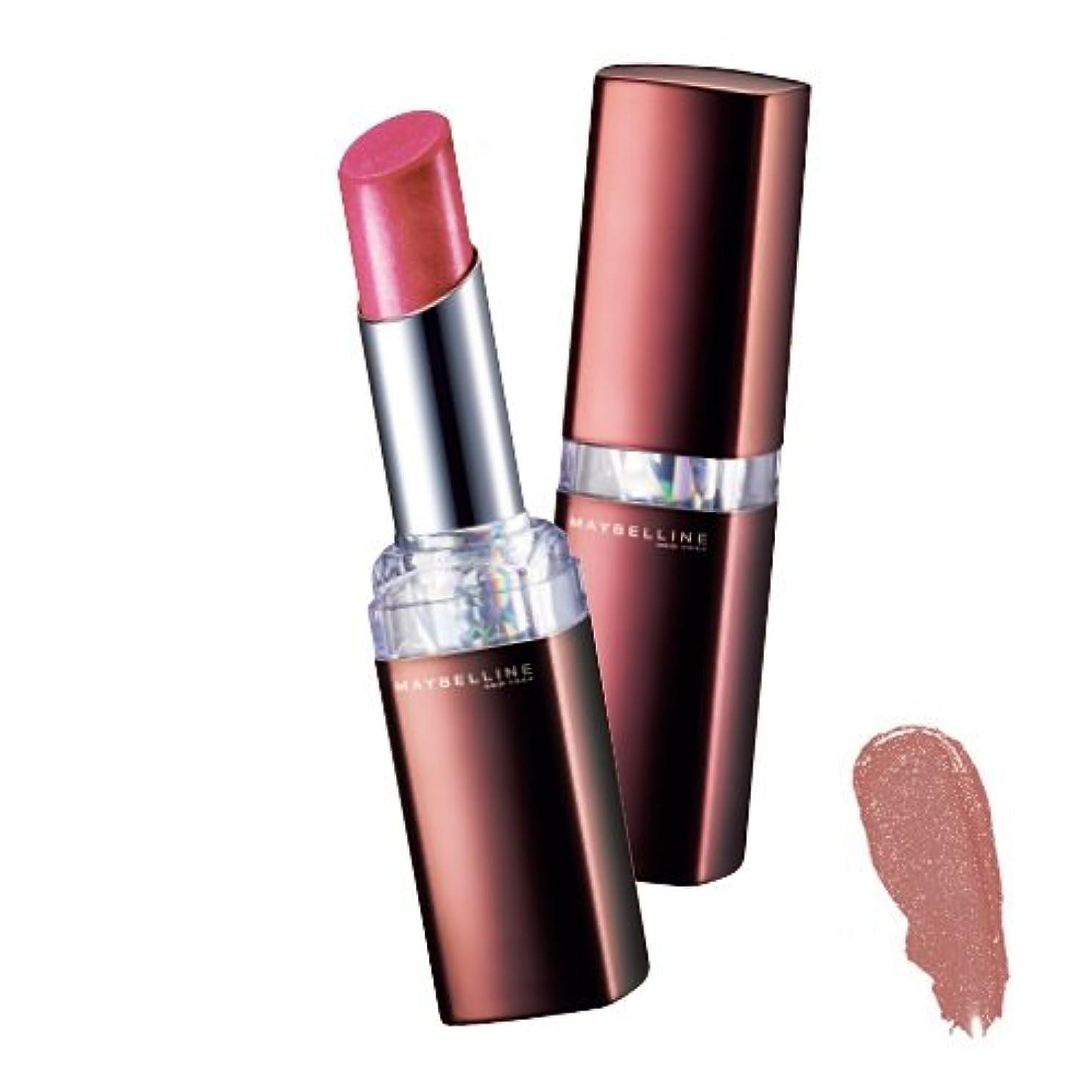 重要性生き残り美容師メイベリン リップ ウォーター シャイニー ボリューミー パール 102 ピンク ベージュ ツヤ