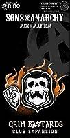 Sons of Anarchy Men of Mayhem Grim Bastards Club Expansion [並行輸入品]
