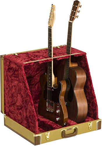 FENDER『Classic Series Case Stand 3 Tweed』