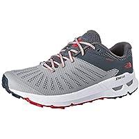 The North Face Men's Ampezzo Trail Running Shoes, Meld Grey/Ebony Grey