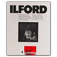 Ilford Ilfospeed RCデラックスGraded用紙( 8x 10インチ、グレード3、パール、250シート)