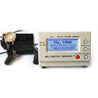 機械式時計テスターTimegrapherウォッチタイミングマシンテスター修復ツール