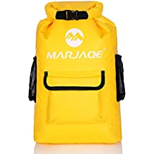 22L Waterproof Backpack Camping Hiking PVC Dry Bag Swimming Wet Clothes Holder Knapsack