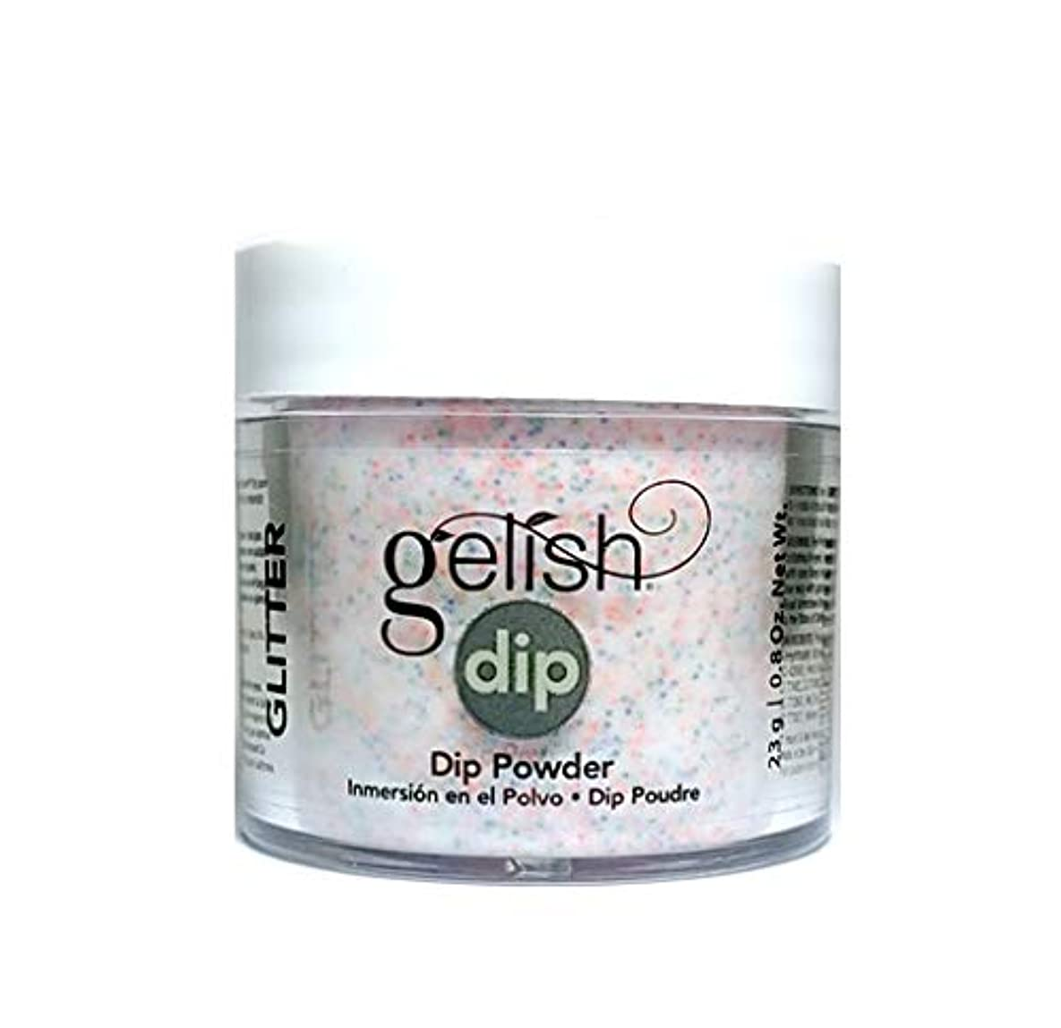 架空の気取らない暗唱するHarmony Gelish - Dip Powder - Lots Of Dots - 23g / 0.8oz