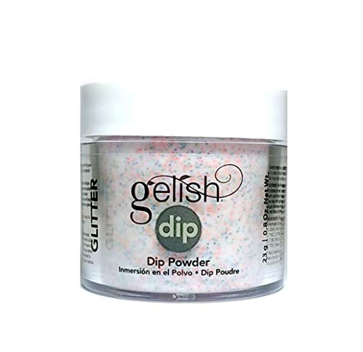 慢なそう手紙を書くHarmony Gelish - Dip Powder - Lots Of Dots - 23g / 0.8oz