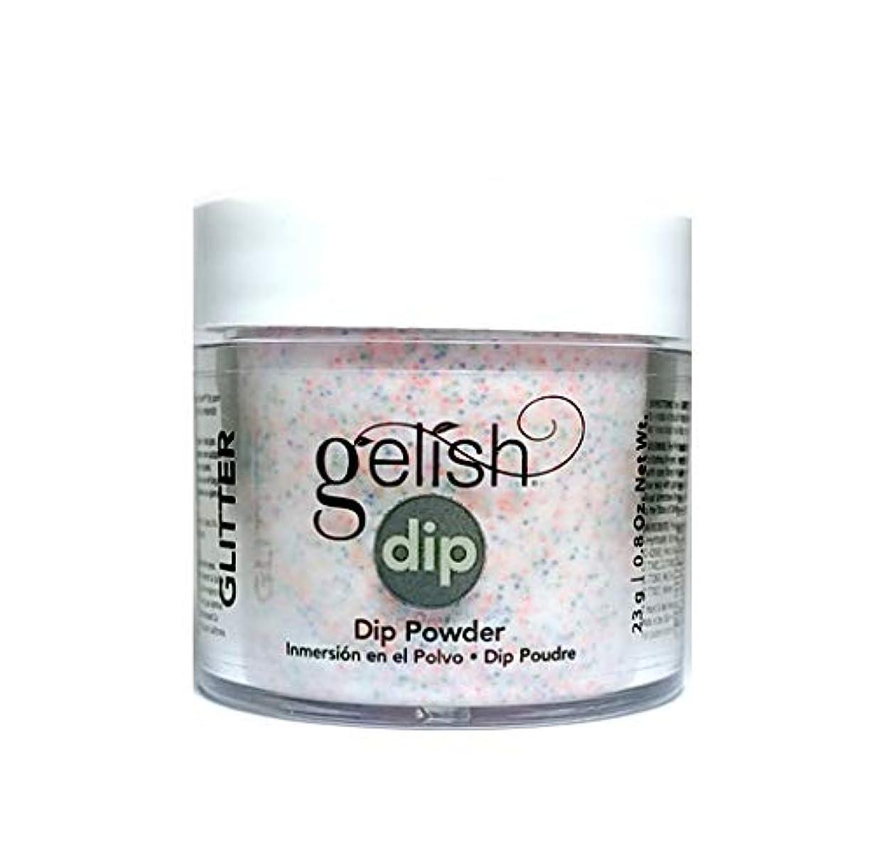 ソーセージ配管工プレミアHarmony Gelish - Dip Powder - Lots Of Dots - 23g / 0.8oz