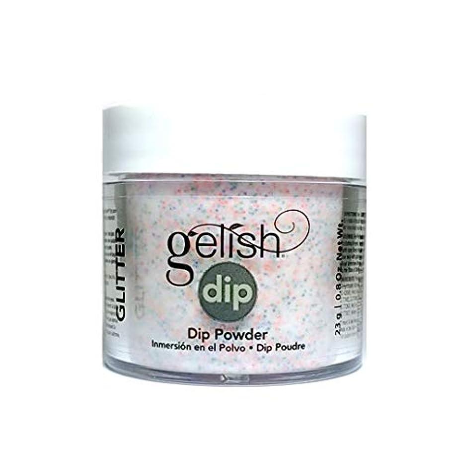 漂流再撮り処方Harmony Gelish - Dip Powder - Lots Of Dots - 23g / 0.8oz
