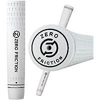 Zero Friction Advantageグリップ(ホワイト、.600 )ゴルフ