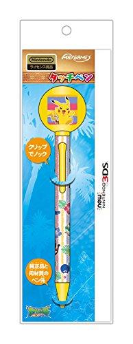 【ゲーム 買取】Newニンテンドー3DS用 タッチペン (ピカチュウと旅立ちの三匹)