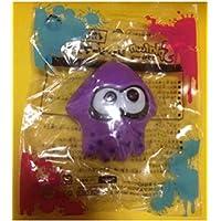 スクイーズ Splatoon イカしたジューシーマスコット 紫 スプラトゥーン 雑貨 水 ぷにぷに イカ 水系スクイーズ グッズ