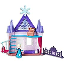 Disney Frozen - Royal Chambers Playset inc Elsa doll & acc - Ages 4+