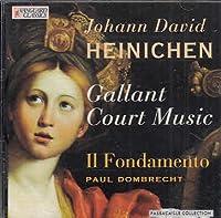 Galant Court Music: Oboeconcerto & Suiten