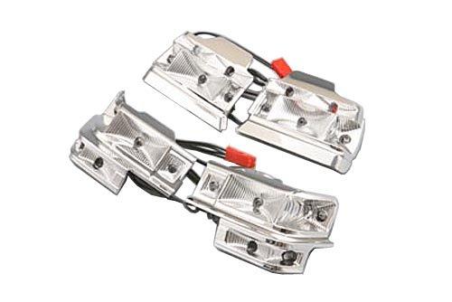ドリフトカー用 林レビン用 ライト組込済プラパーツ (12灯) SD-86LLS