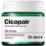 [Dr.Jart+ Cicapair ReCover] ドクタージャルトシカペアリカバー 皮膚回復と保護紫外線カット 黄砂ケア 韓国直送 SPF30/PA++