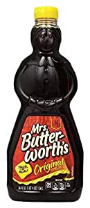 Mrs. Butterworth's Syrup Original 36 Ounce [並行輸入品]