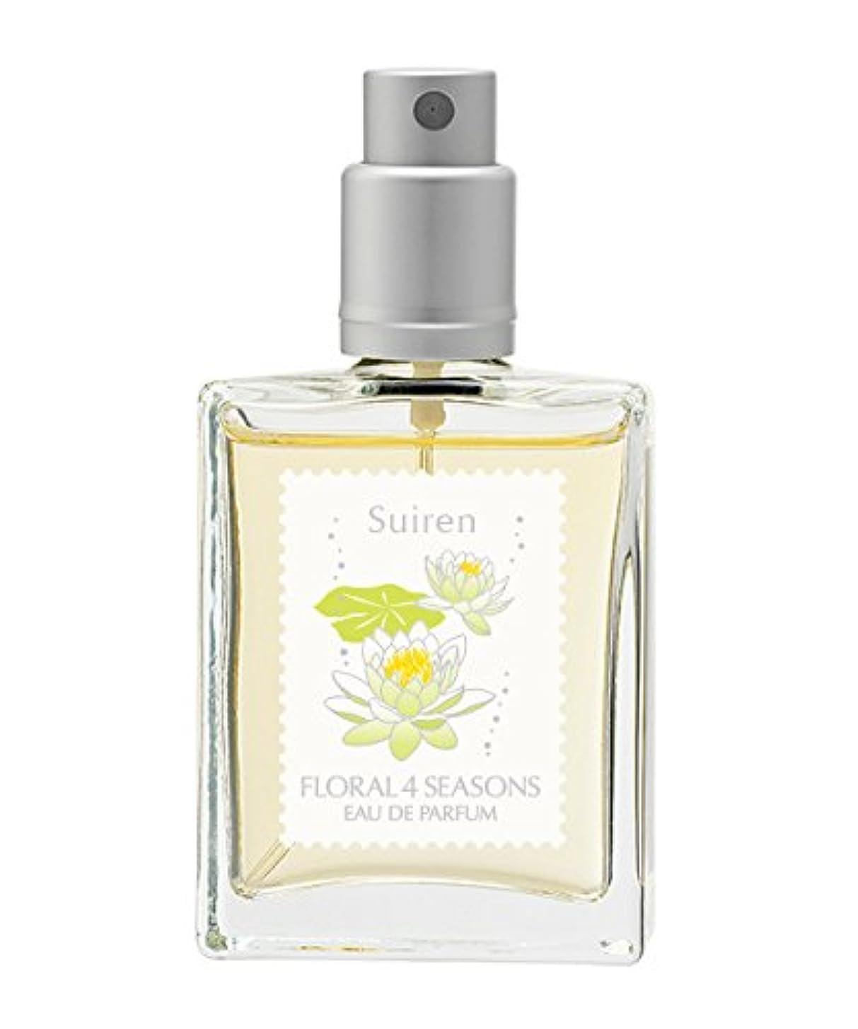 誕生日贅沢な緑武蔵野ワークスの香水「睡蓮(スイレン)」(EDP/25mL)
