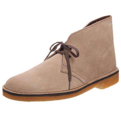 [クラークス] Clarks Desert Boot 00111768 Wolf Suede(Wolf Suede/UK7)