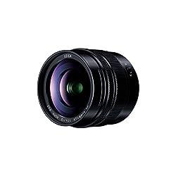 Panasonic マイクロフォーサーズ用 交換レンズ LUMIX G LEICA DG SUMMILUX 12mm /F1.4 ASPH. ブラック H-X012