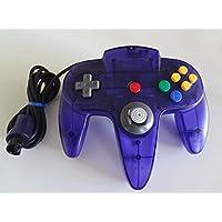 コントローラーブロス Bros ミッドナイトブルー N64 任天堂64
