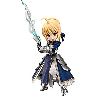 パルフォム Fate/stay night [Unlimited Blade Works] セイバー ノンスケール ABS&PVC製 塗装済み可動フィギュア