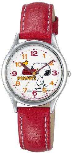 腕時計 PEANUTS SNOOPY スヌーピー キャラクターウォッチ AA95-9852 レディース シチズン