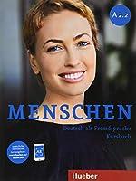 Menschen A2/2. Kursbuch: Deutsch als Fremdsprache