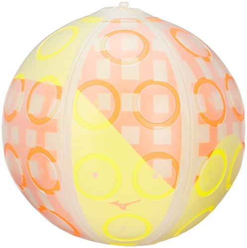 RoomClip商品情報 - MIZUNO(ミズノ) キッズ レクリエーションスポーツ ディンプルボール K3JAK80200 イエロー×オレンジ