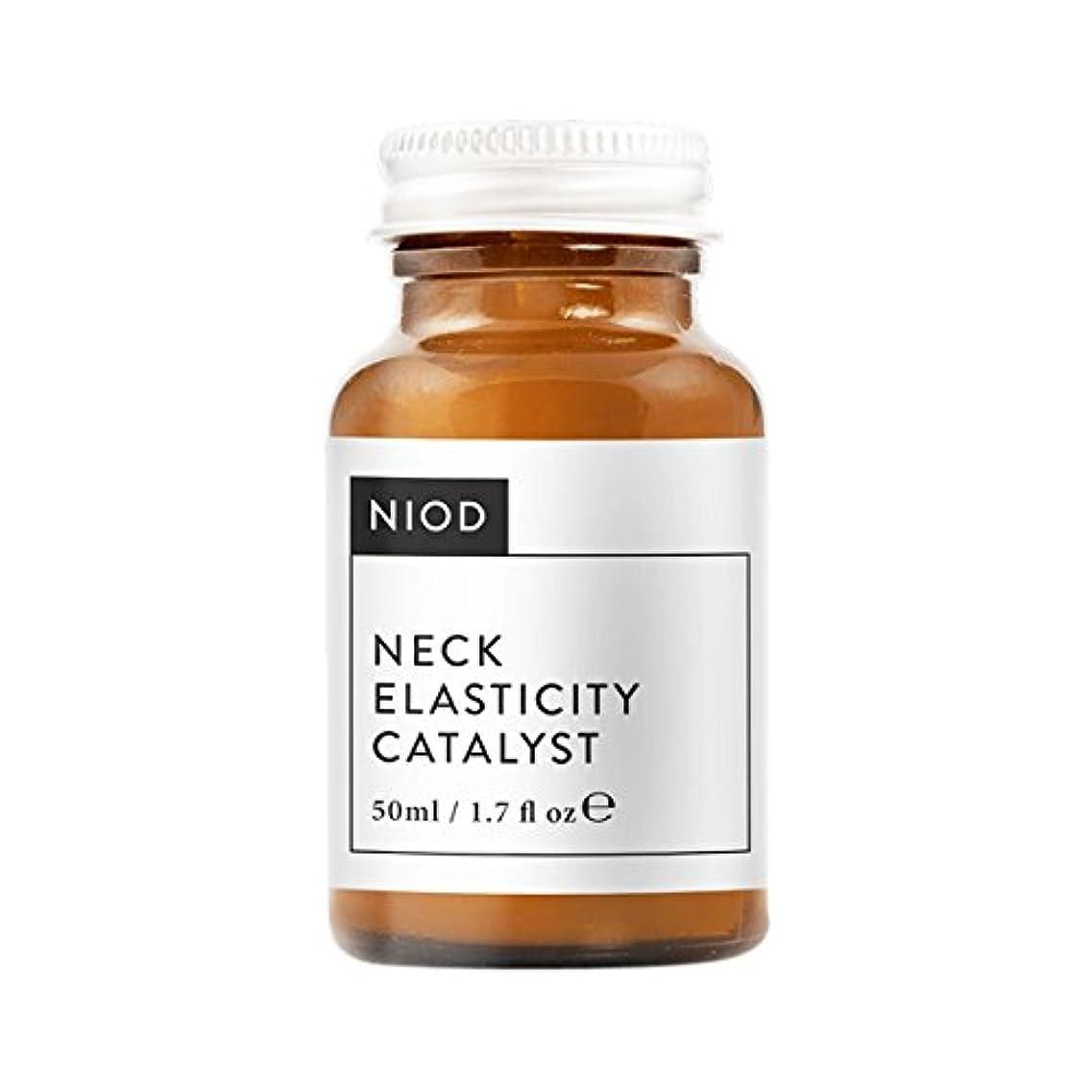 目指す裸看板Niod Neck Elasticity Catalyst 50ml [並行輸入品]