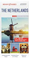 Insight Guides Travel Map Netherlands (Insight Travel Maps)