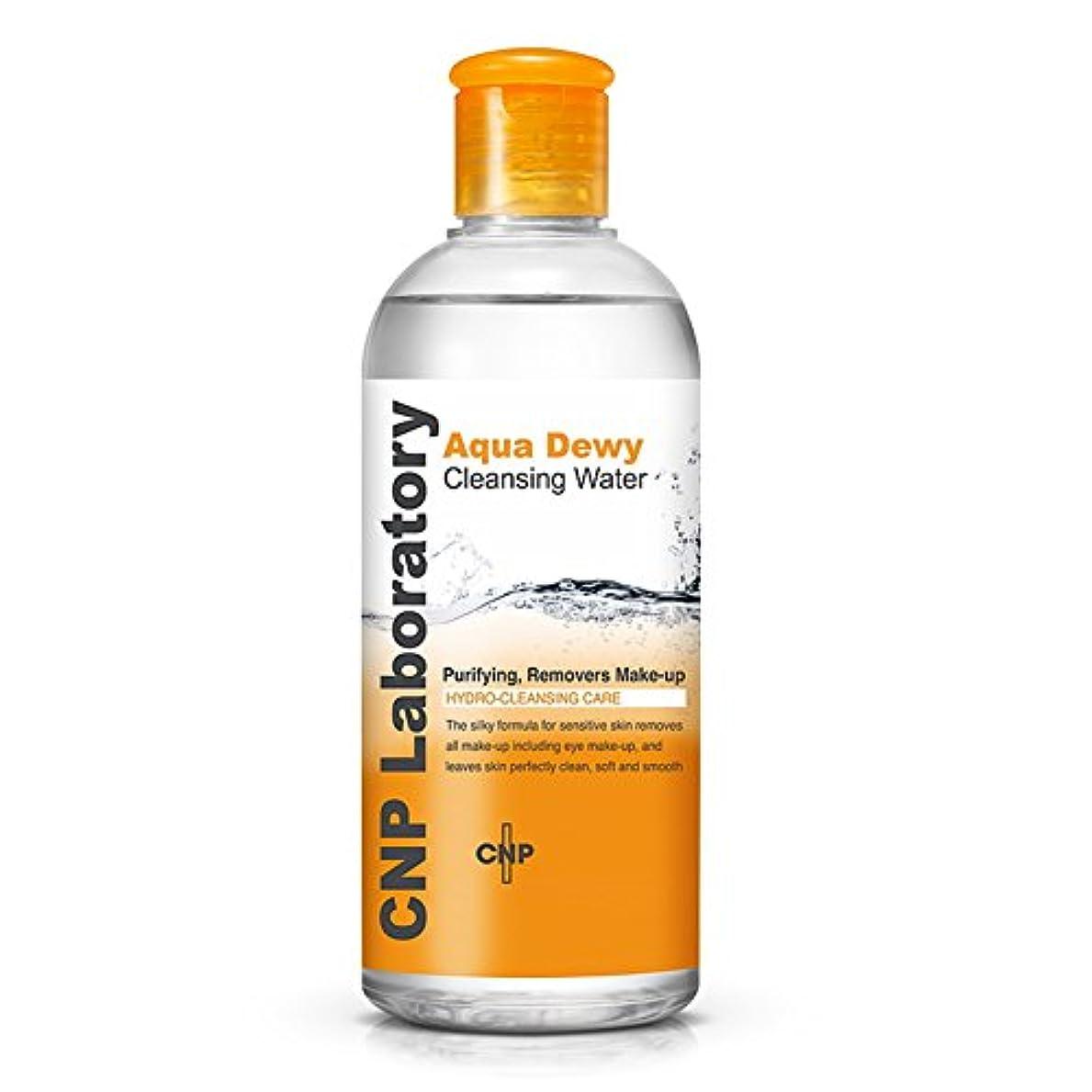 百万慣れている特殊[差額泊/CNP]Aqua Dewy Cleansing Water/アクアデューイクレンジングウォーター 300ml(海外直送品)