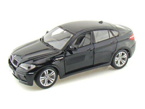 BMW X6M 1/18 Black 【並行輸入品】