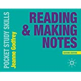 Pocket; Reading and Making Notes