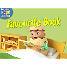 Favourite Book (Reggie and Friends 6)