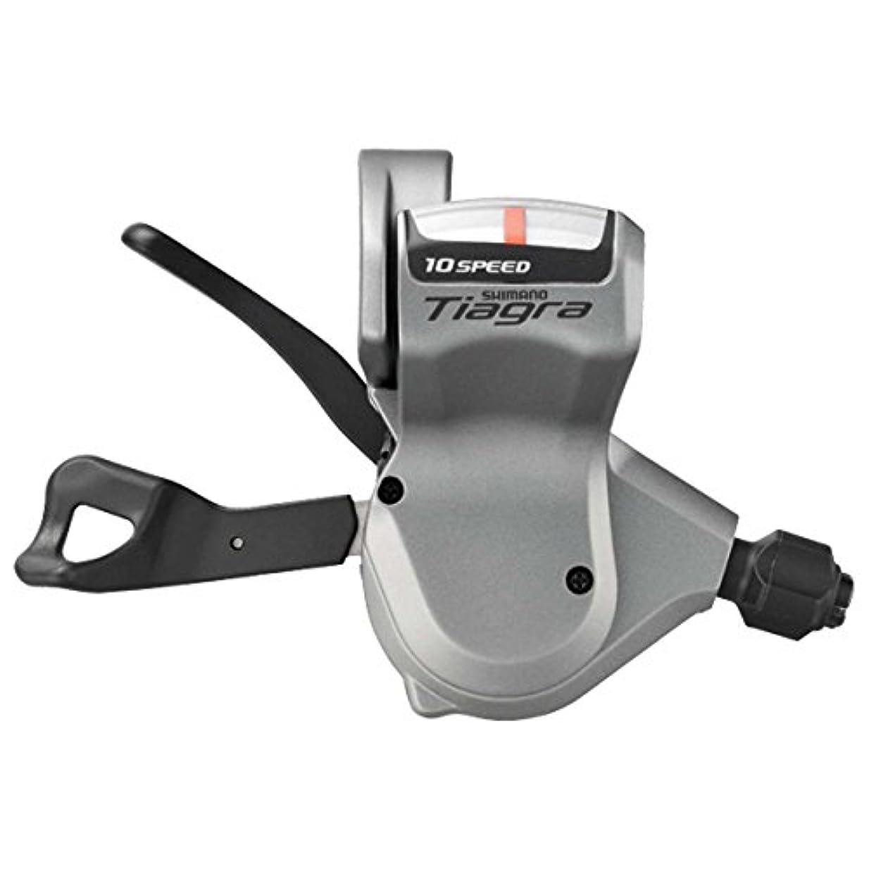 データブロー香ばしいShimano Tiagra 10-speedフラットバーロード自転車シフトレバー – sl-4600