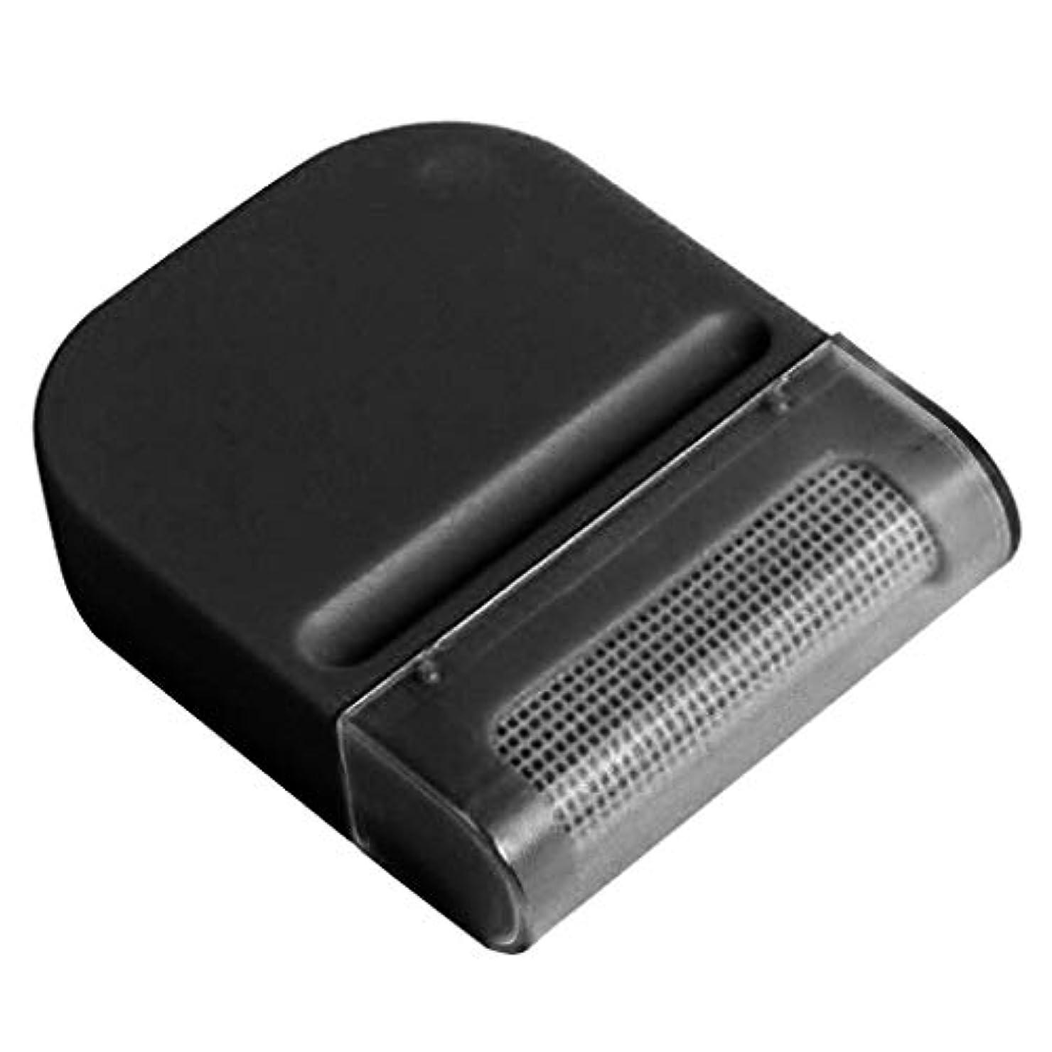 クリアランスヘアボールトリマー、ファズペレットリントリムーバーカット機脱毛器セーター服家庭用品クリーナー (ブラック, Small)