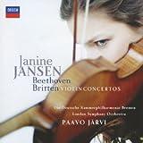 ベートーヴェン&ブリテン:ヴァイオリン協奏曲