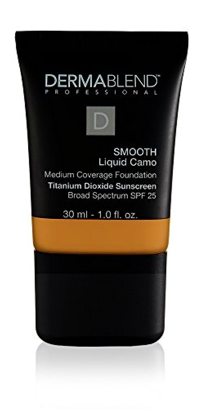 アーク機動区ダーマブレンド Smooth Liquid Camo Foundation (Medium Coverage) - Honey 45W 30ml/1oz