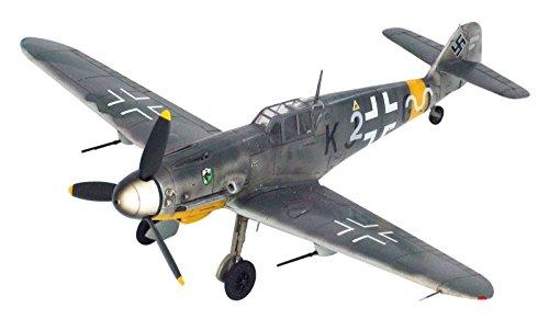 1/72 メッサーシュミット Bf109 G-4/R6  エーリッヒ・ハルトマン